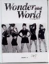 WONDER WORLD亞洲特別盤 CD+DVD